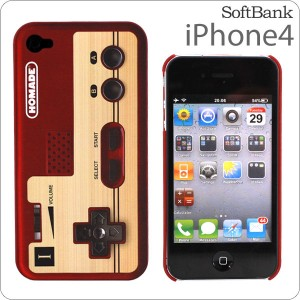iPhone4ケース ファミコン