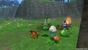 妖精の村の北に出現する「みならい悪魔」を倒していると、「ザイルのカギ」を入手できます。