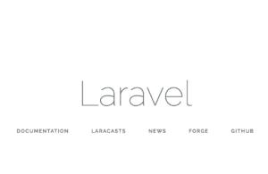 Laravelの初期画面。ついに起動!ここまで長かった・・・